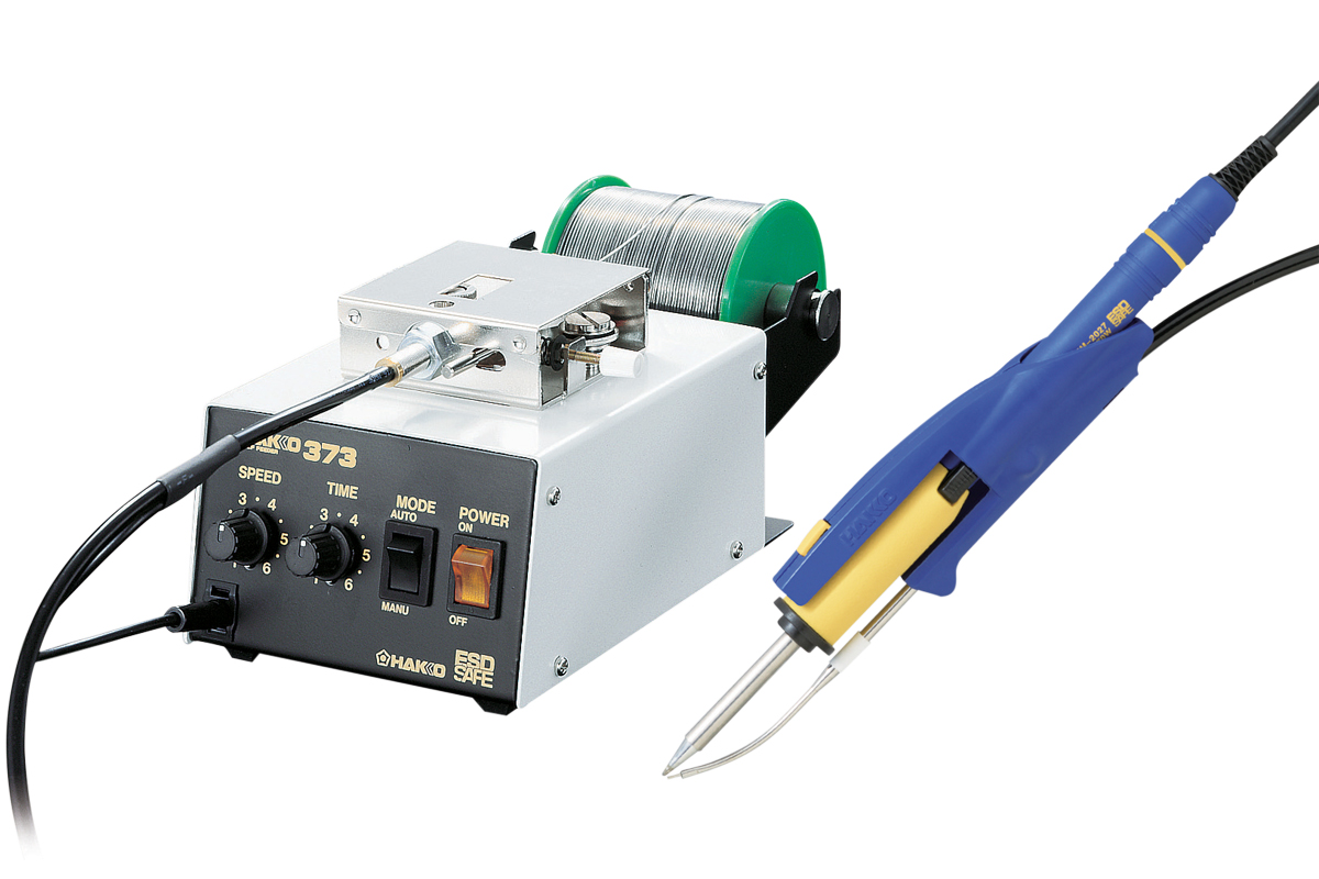 New - HAKKO 373 Solder Feeder Tube Units and Guide Pipes