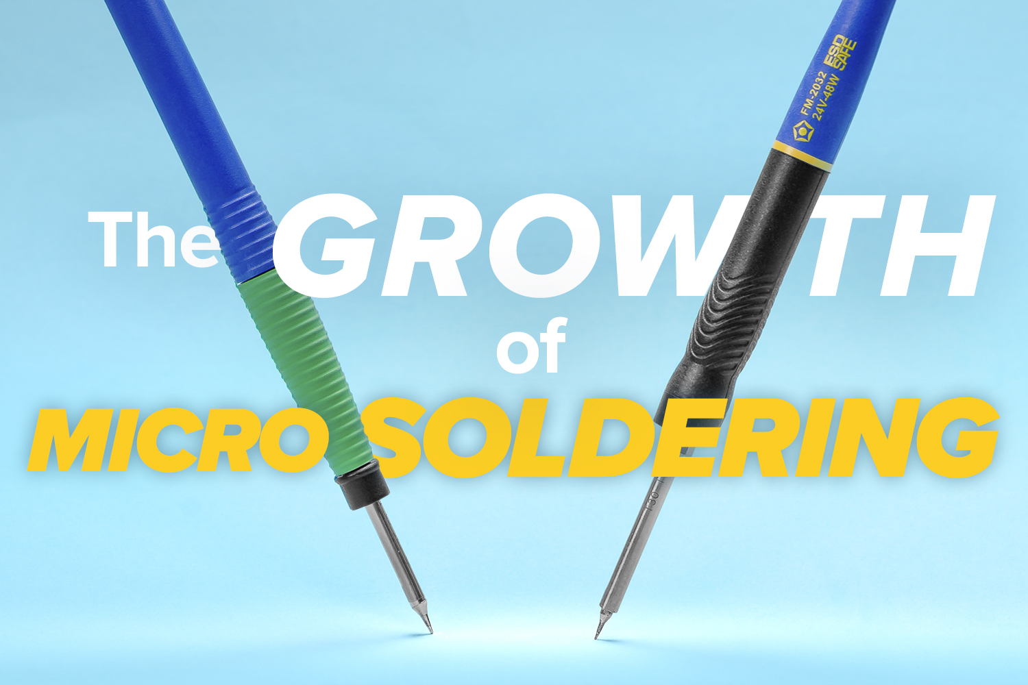 The Growth of Micro Soldering
