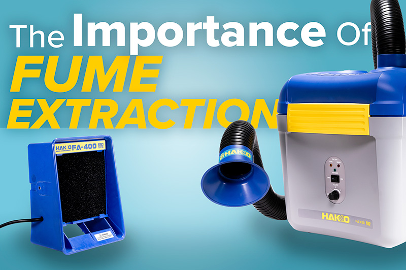 The Importance of Fume Extraction