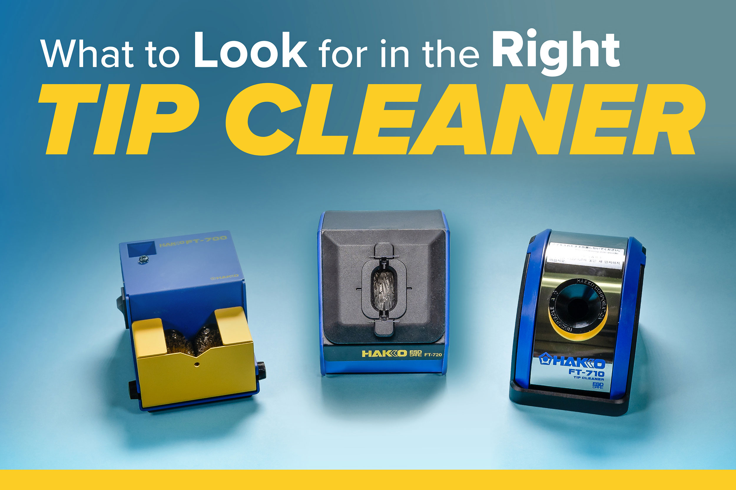 What to Look for in the Right Tip Cleaner