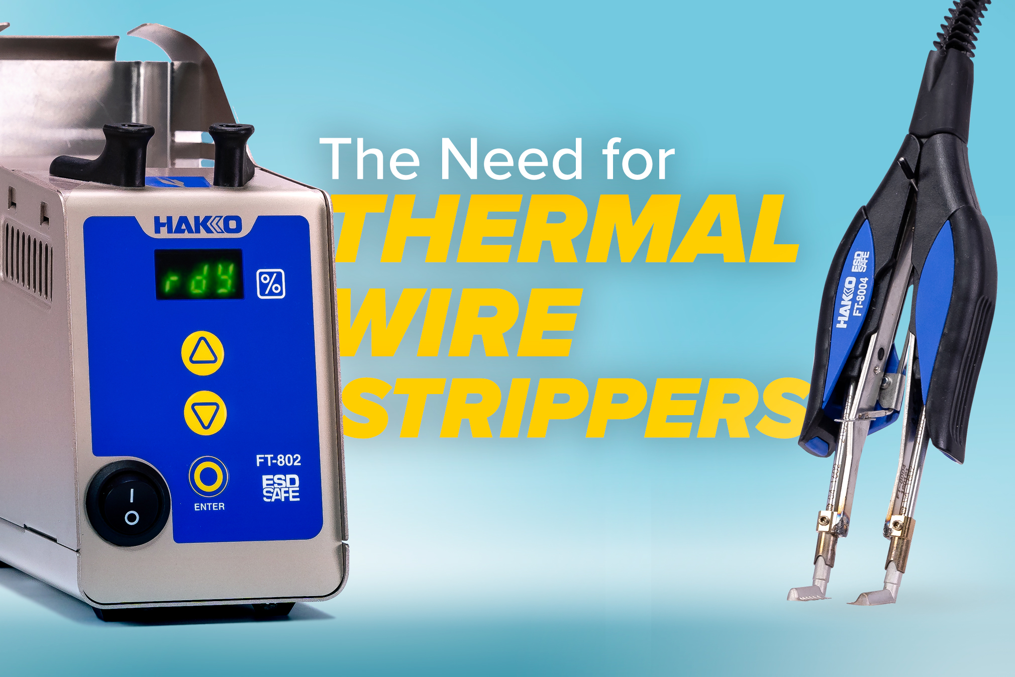 The Need for Thermal Wire Strippers