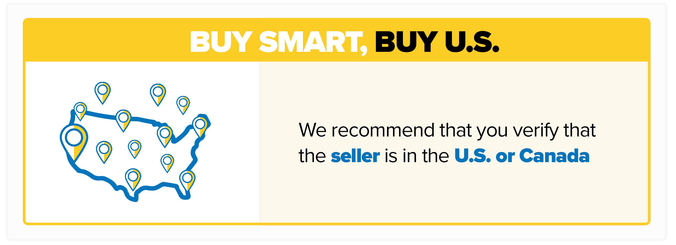 Buy Smart, Buy U.S.