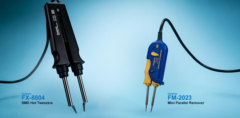 Hakko FM-2023 and FX-8804