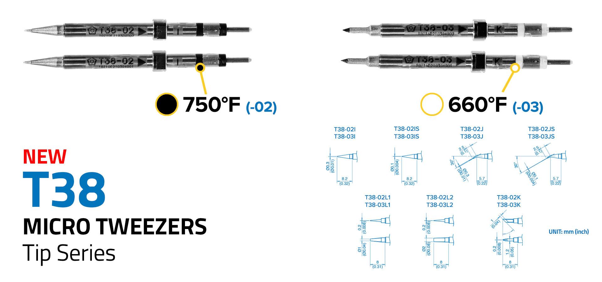 T38 Tip Series
