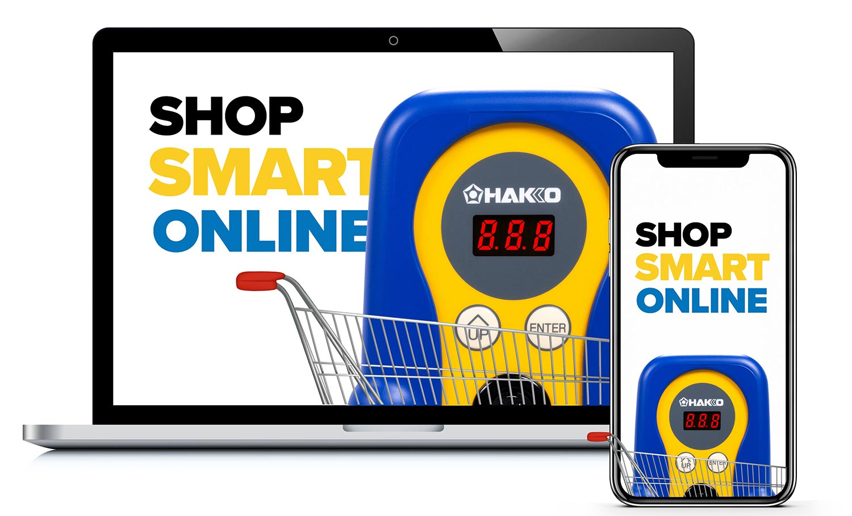 Shop Smart Online for Hakko Products