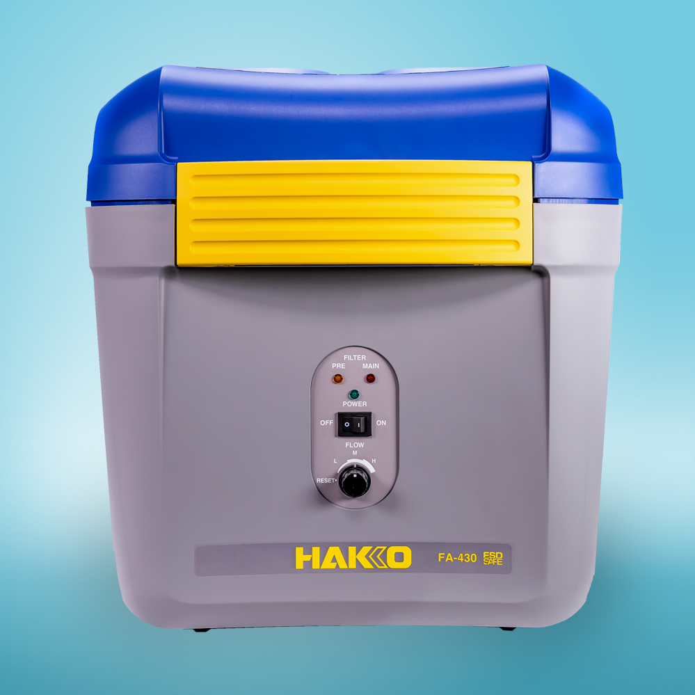 Hakko FA-430 Fume Extraction
