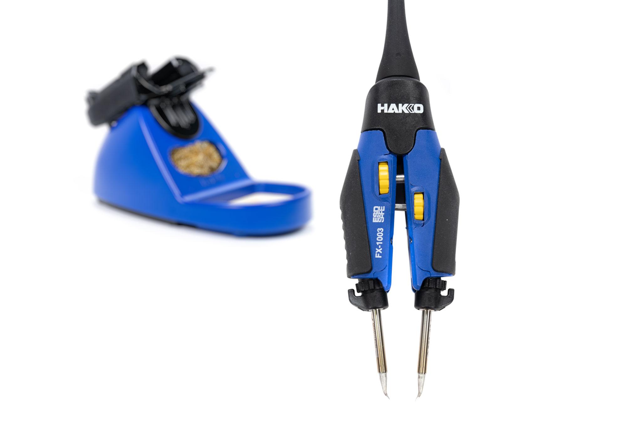 NEW - HAKKO FX-1003 Micro Tweezers