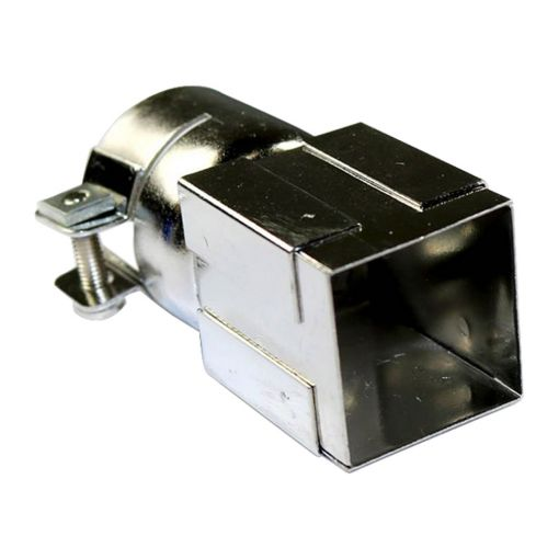 A1474, BGA, 19x19x25(h)mm Hot Air Nozzle
