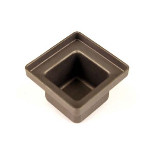 A1540 75 x 75mm Extended Life Crucible Pot
