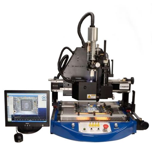 FR-1418 BGA System (Manual Z-axis)