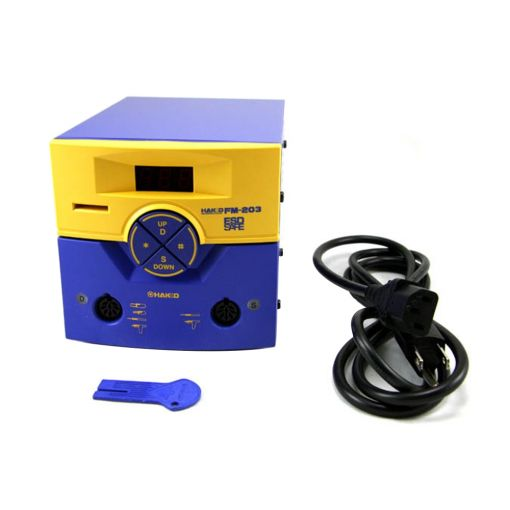 FM-203 Dual Port Soldering Station Only