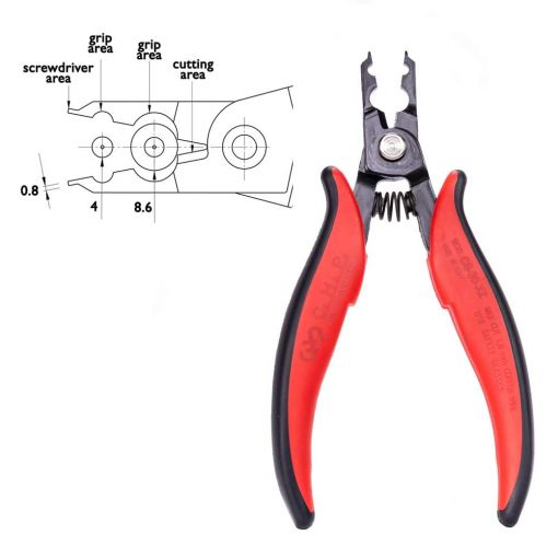CHP CS-30-XZ Three Function Tool