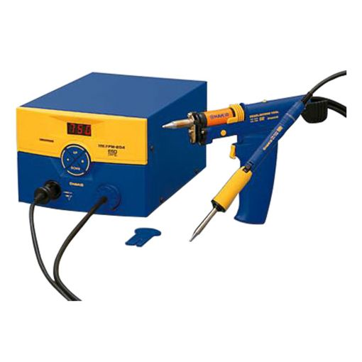 "FM-204 ""Self-Contained"" Desolder & Soldering Station with FM-2024 Desolder Tool & FM-2027 Soldering Iron"