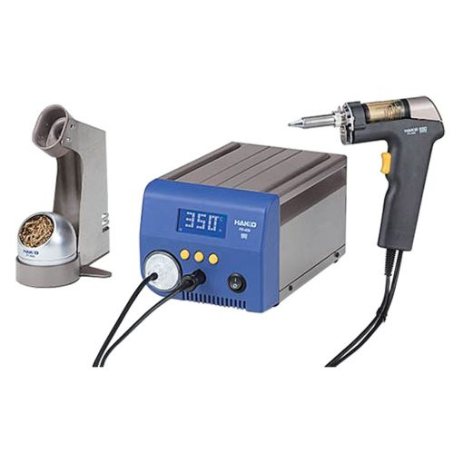 FR-400 Ultra Heavy Duty (UHD) Desoldering Station