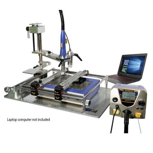 FR811-SET Complete SMD Hot Air Rework System