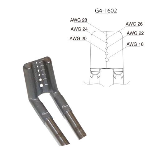 G4-1602 Blade for FT-802