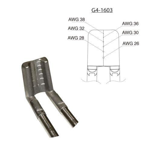 G4-1603 Blade for FT-802