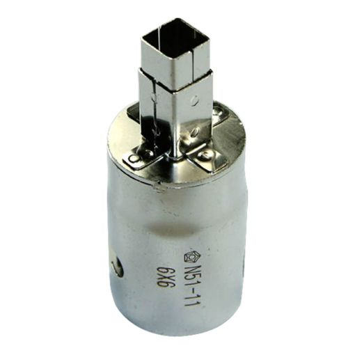 N51-11 BGA Hot Air Nozzle, 6 x 6 mm