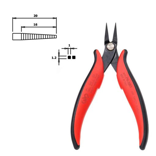 CHP PN-2001 Pointed Nose Pliers