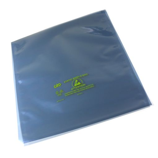 10 x 12 in. Open Top Static Shield Bag