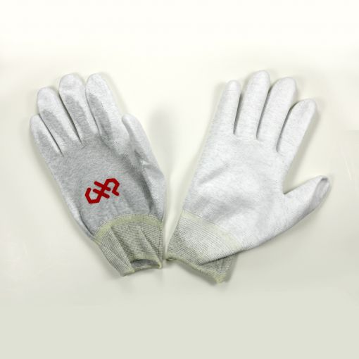 X-Large, Palm Coated, ESD Safe Gloves