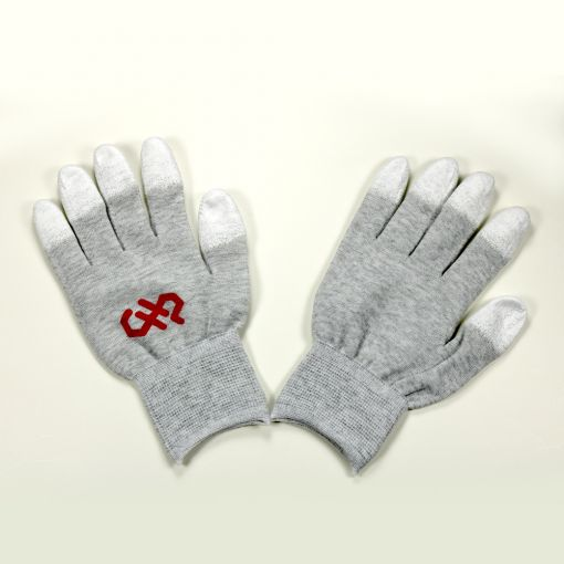 Small, Finger Tip Coated, ESD Safe Gloves