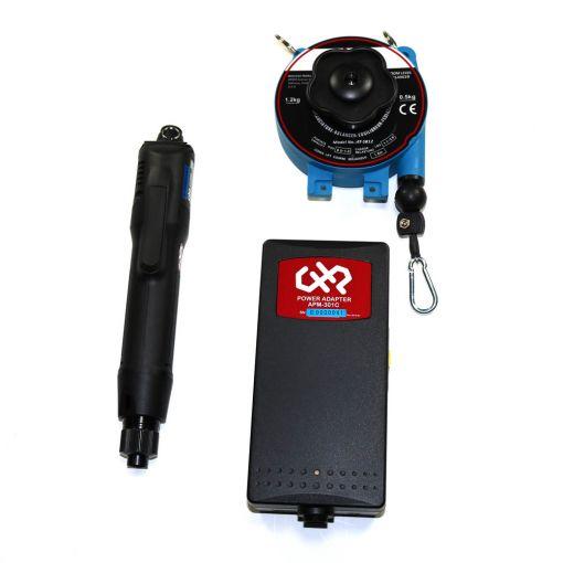 AT-6500-SET, Brush Electric Screwdriver Set