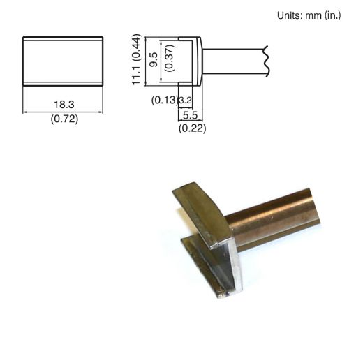 T15-1003 Tunnel Tip