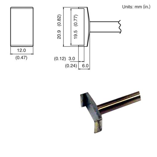T15-1010 Tunnel Tip