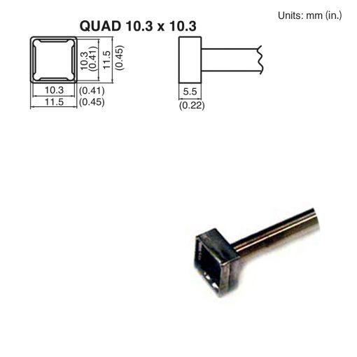 T15-1202 Quad Tip