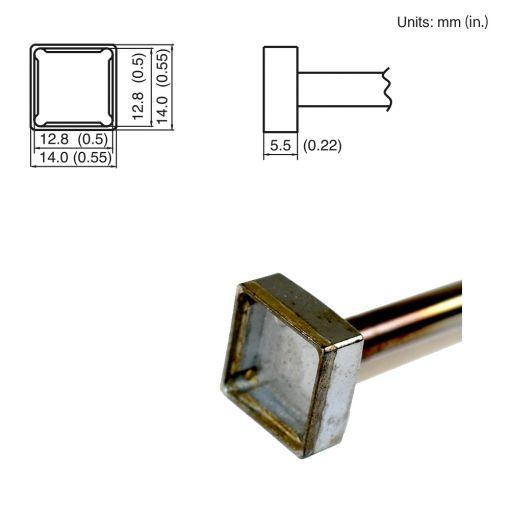 T15-1203 Quad Tip
