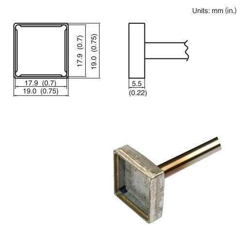 T15-1204 Quad Tip