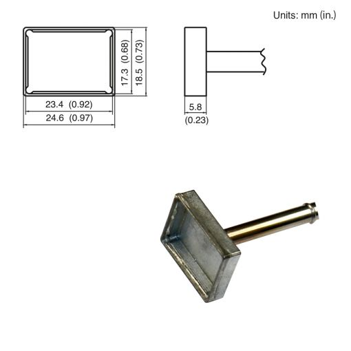 T15-1205 Quad Tip