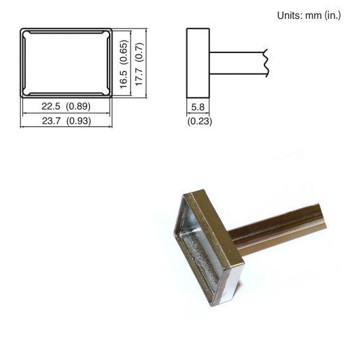 T15-1206 Quad Tip