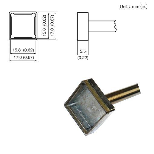 T15-1208 Quad Tip