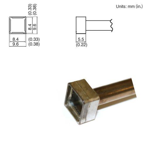T15-1209 Quad Tip