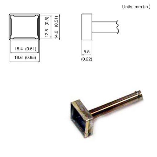 T15-1210 Quad Tip