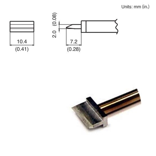 T15-1401 Blade Tip