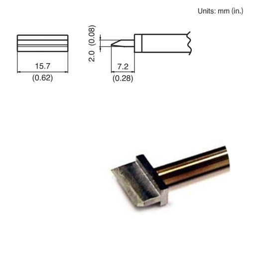 T15-1402 Blade Tip