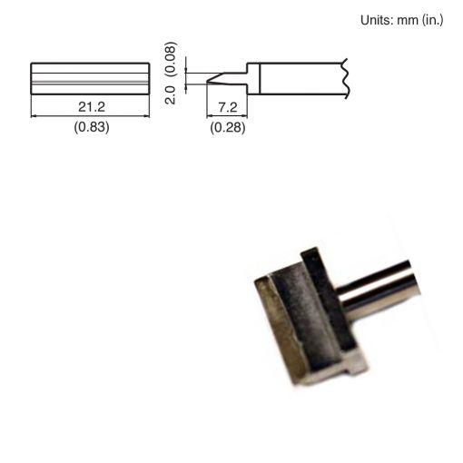 T15-1403 Blade Tip
