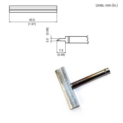 T15-1406 Blade Tip