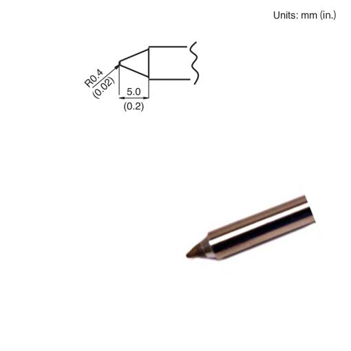 T15-B4 Conical Tip