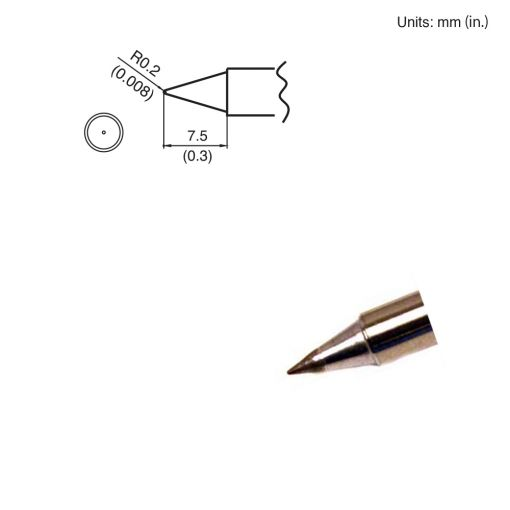 T15-B Conical Tip