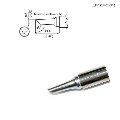 T15-BCF2 Bevel Tip