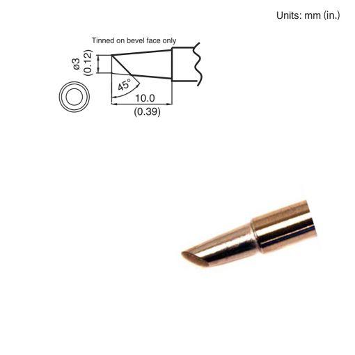 T15-BCF3 Bevel Tip