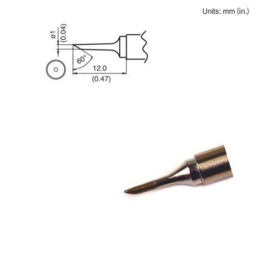 T15-C1 Bevel Tip
