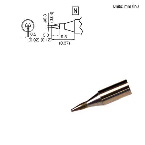 T15-D08 Chisel Tip