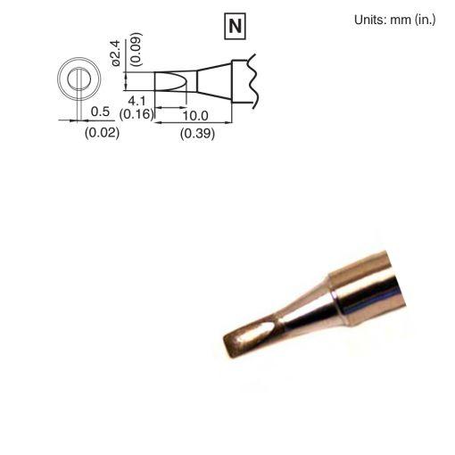 T15-D24 Chisel Tip