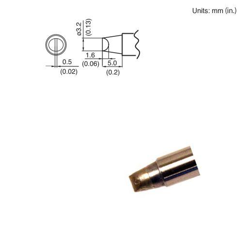 T15-D32 Chisel Tip