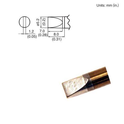 T15-D52 Chisel Tip